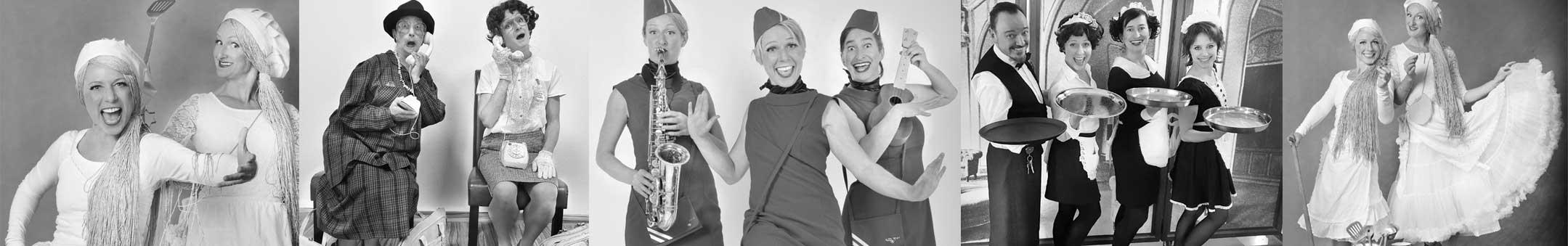 Die Comey-Stewardessen